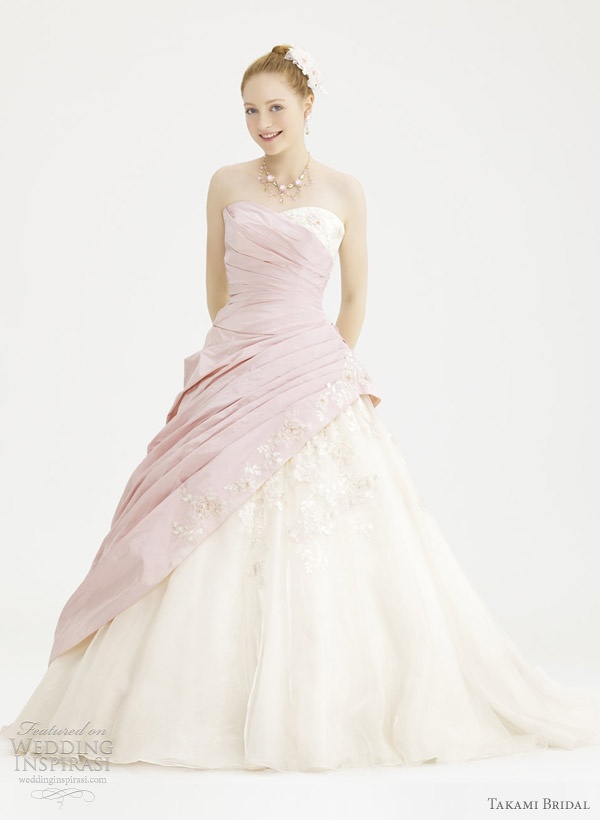 Takami Bridal Royal Wedding Dresses 2012 Wedding
