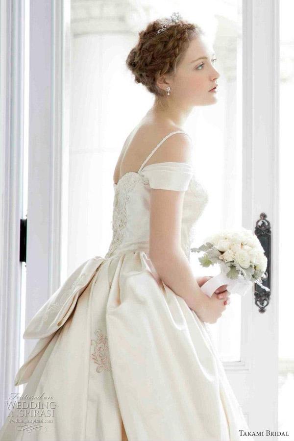 royal wedding dress 2012 takami bridal collection