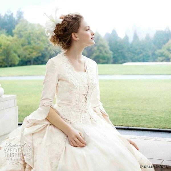 royal wedding dress 2012 takami bridal