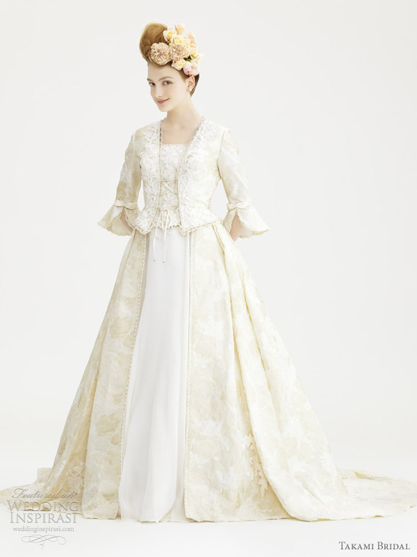Royal Wedding Dress 2012 Watteau