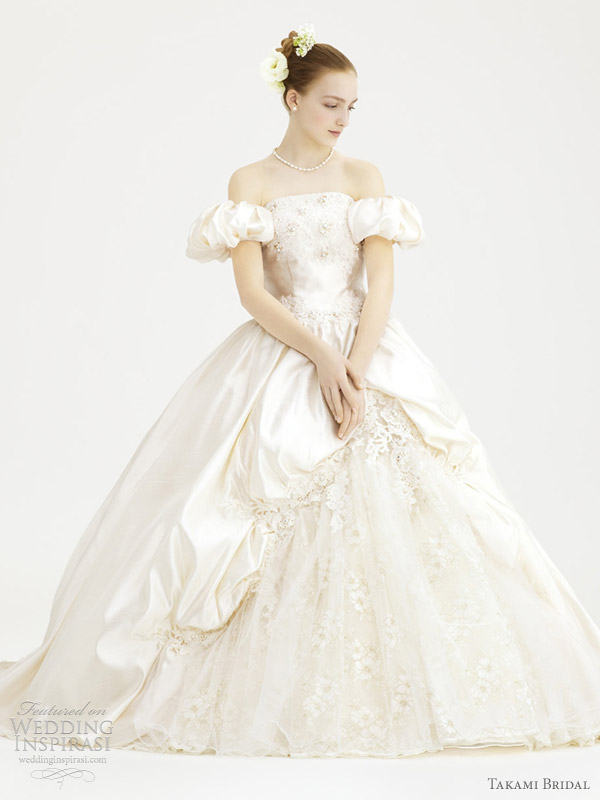 Royal Wedding Dresses For Rent : Takami bridal royal wedding dresses inspirasi page