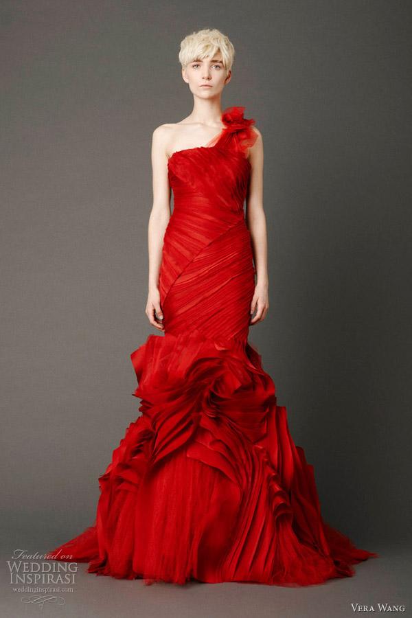 Vera Wang Bridal Spring 2013 Wedding Dresses | Wedding Inspirasi