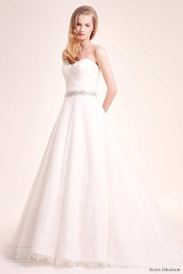 alita graham fall 2012 bridal gown