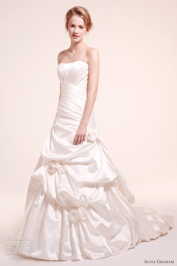 alita graham fall 2012 bridal