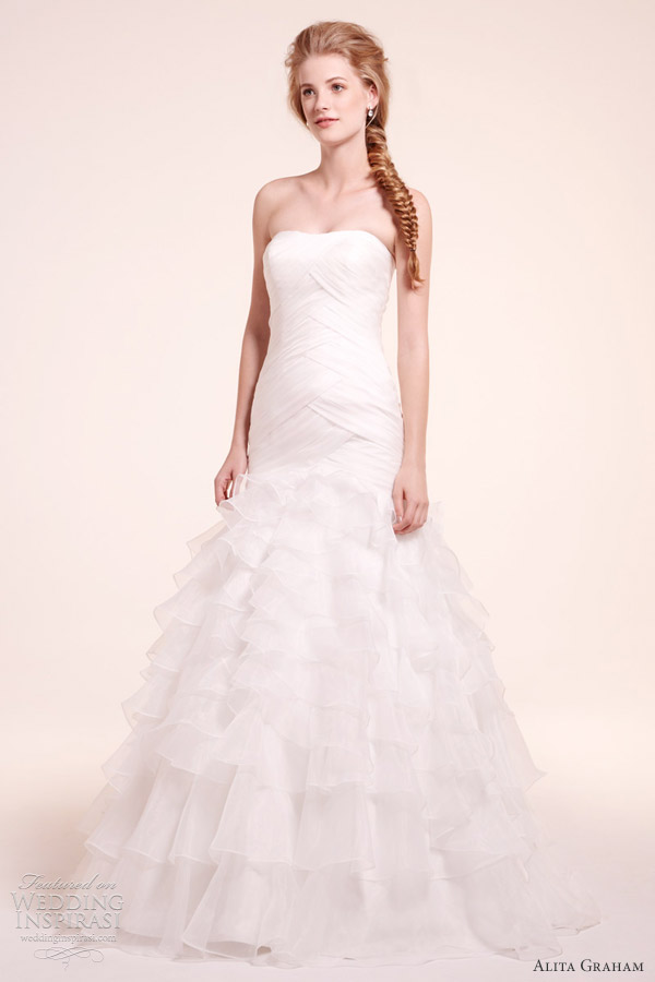 alita graham wedding dress fall 2012 bridal collection