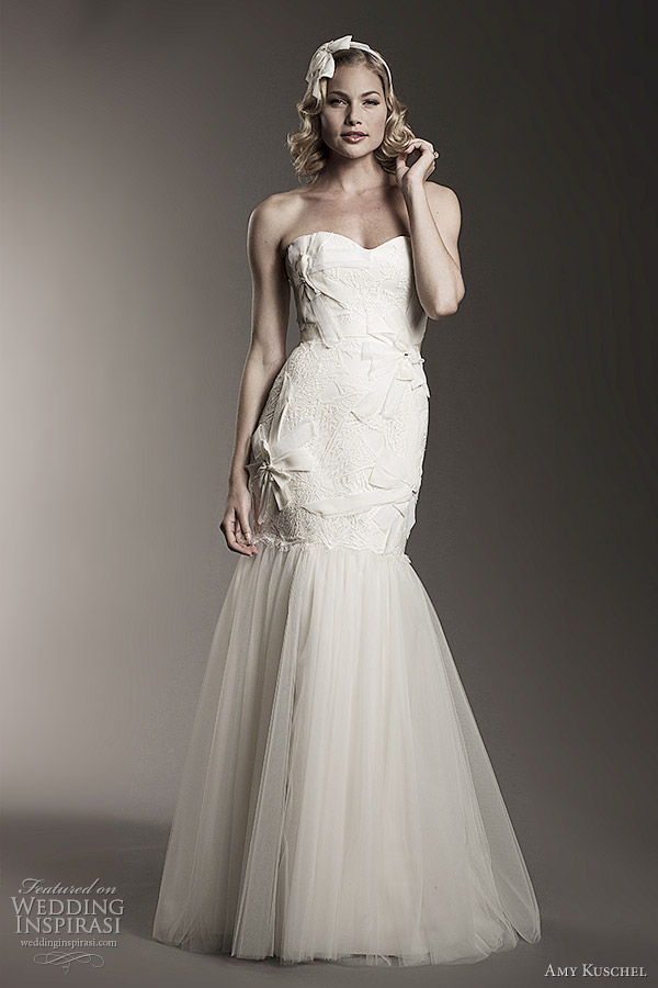 amy kuschel 2012 sabrina sweetheart wedding dress