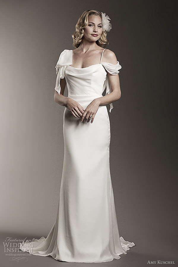 amy kuschel wedding dresses 2012 magnificent flirt