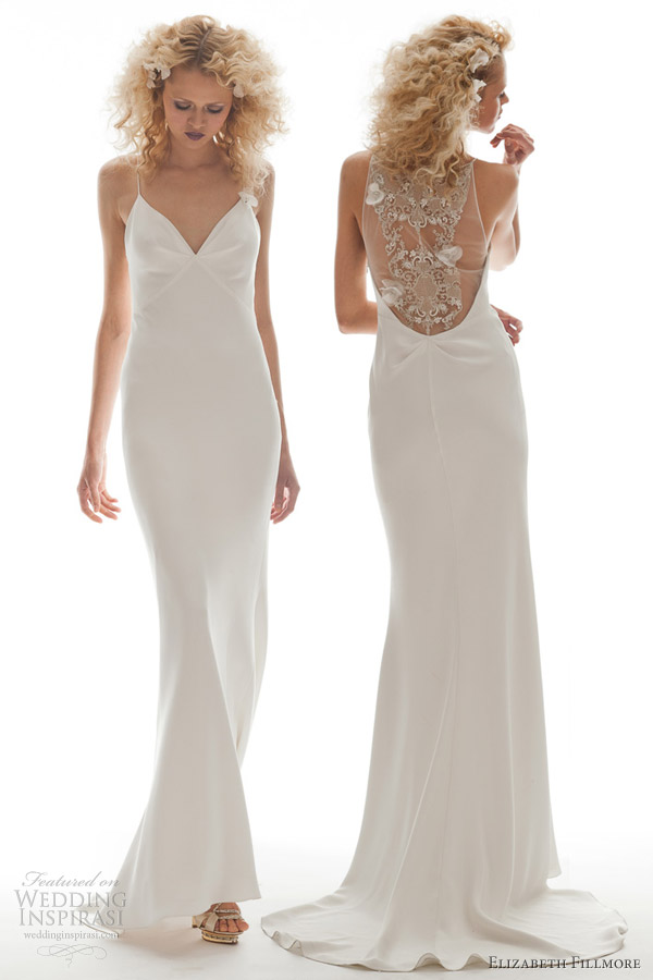 bella wedding dress elizabeth fillmore 2013