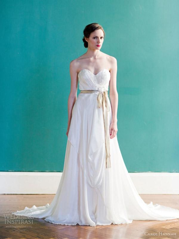 Carol Hannah Spring 2013 Wedding Dresses