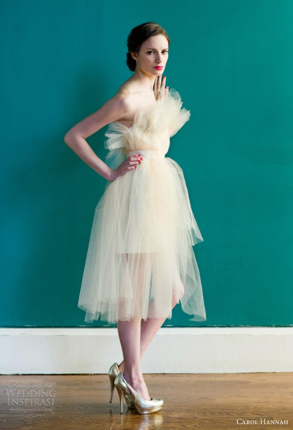 Carol Hannah Spring 2013 Wedding Dresses | Wedding Inspirasi | Page 2