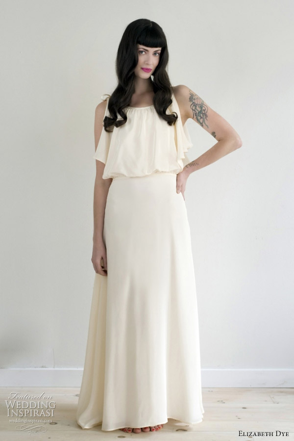 elizabeth dye 2012 vertigo wedding dress
