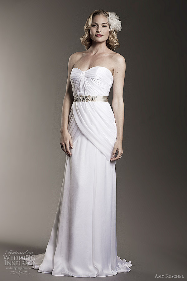 hemingway wedding dress amy kuschel 2012