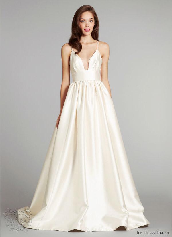 Blush Wedding Gowns 74 Fresh jim hjelm blush bridal