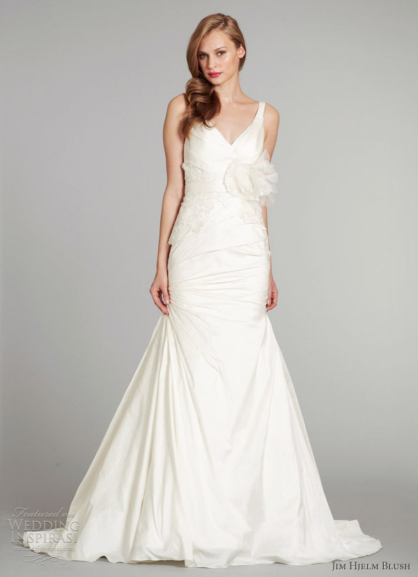 Jim Hjelm Blush Fall 2012 Wedding Dresses Wedding