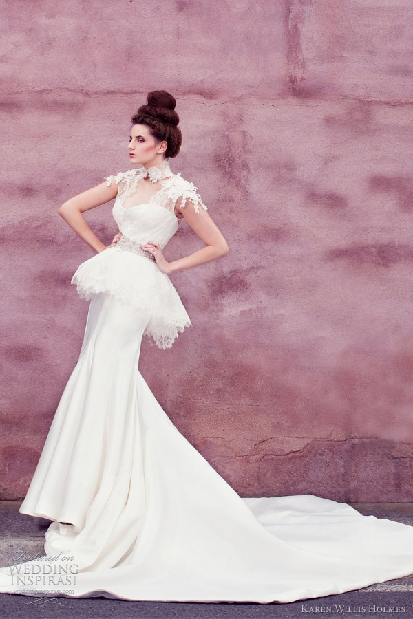 karen willis holmes couture collection daphne gown