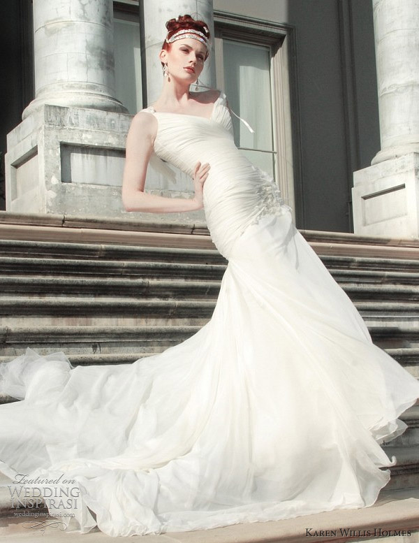 karen willis holmes couture wedding collection