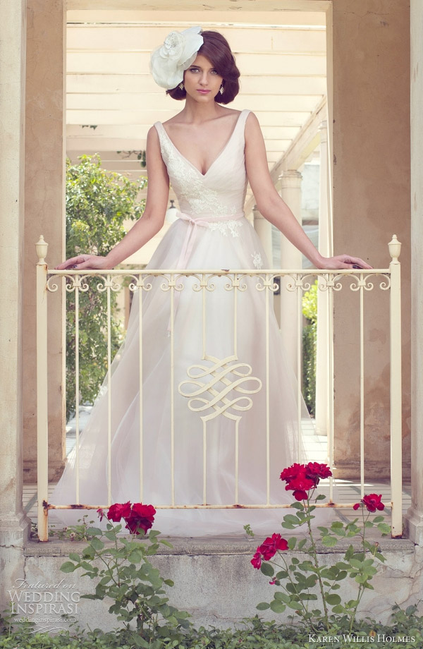 karen willis holmes faith wedding dress 2012