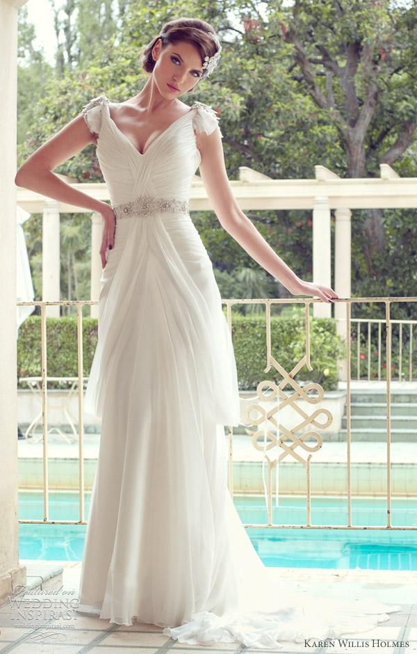 Karen willis holmes wedding dresses ready to wear and for Ready to buy wedding dresses