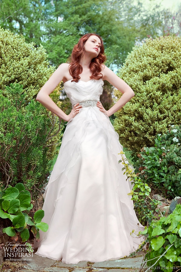 karen willis holmes wedding dresses 2012 alyssa