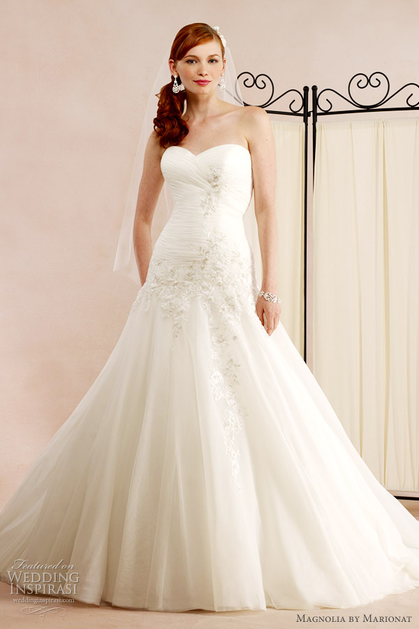 magnolia bridal fall 2012