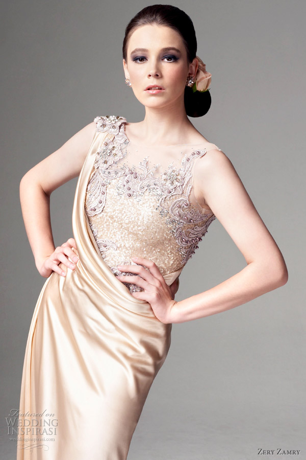 Bridal Gowns Malaysia Zery Zamry Collection Wedding Inspirasi Page