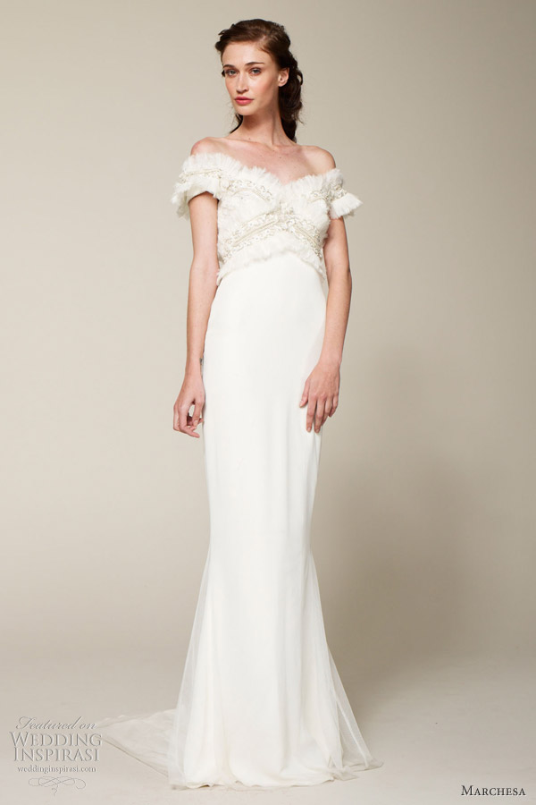 marchesa wedding dress spring 2013 bridal