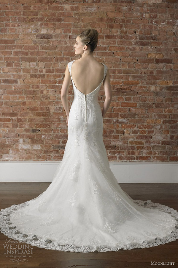 moonlight couture fall 2012 wedding dress