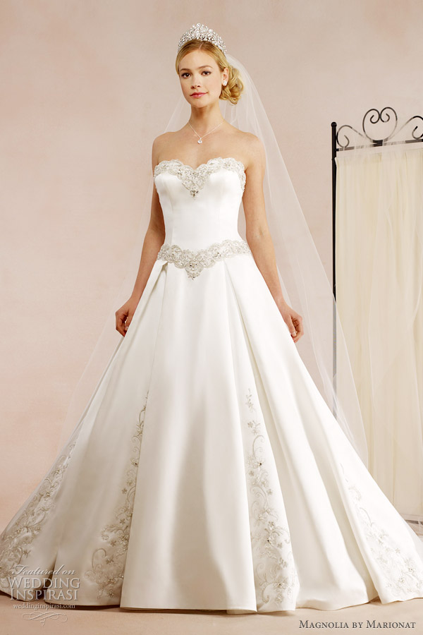 princess wedding dress magnolia