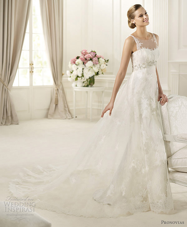 pronovias 2013 dedalo wedding dress