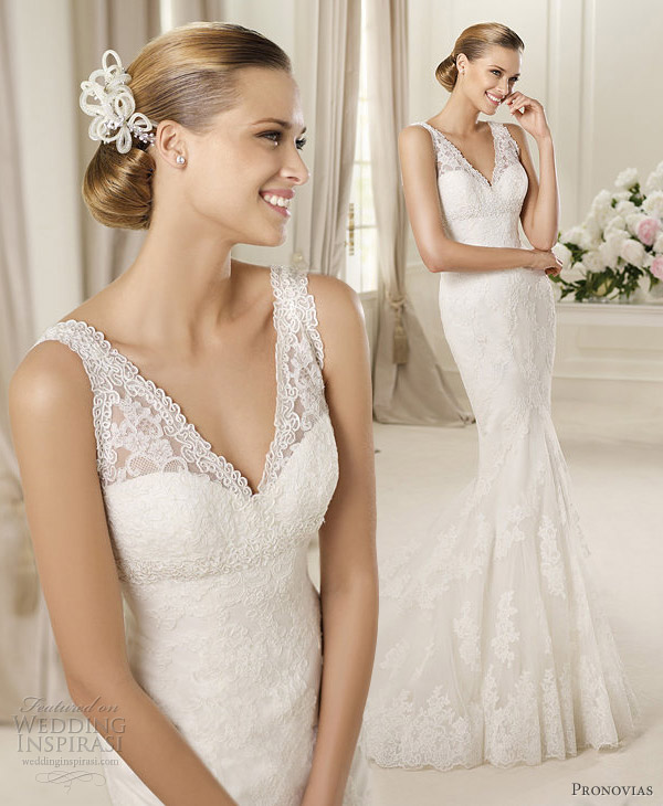 Wedding Gown 2013: Pronovias 2013 Pre-Collection Wedding Dresses
