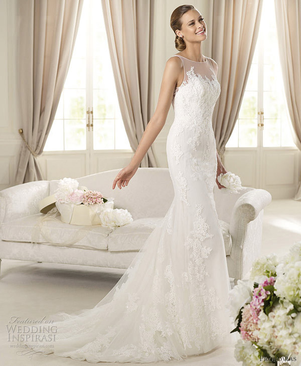 Pronovias 2013 Pre-Collection Wedding Dresses — Fashion, Costura ...