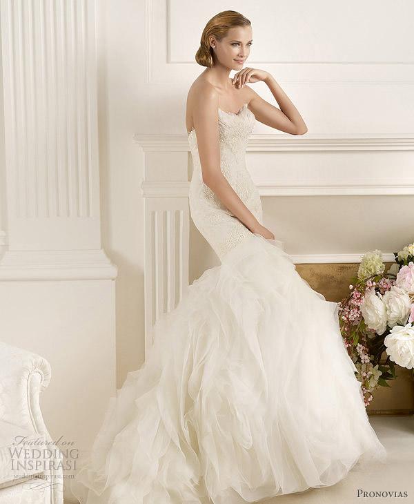 pronovias wedding dresses 2013 duende