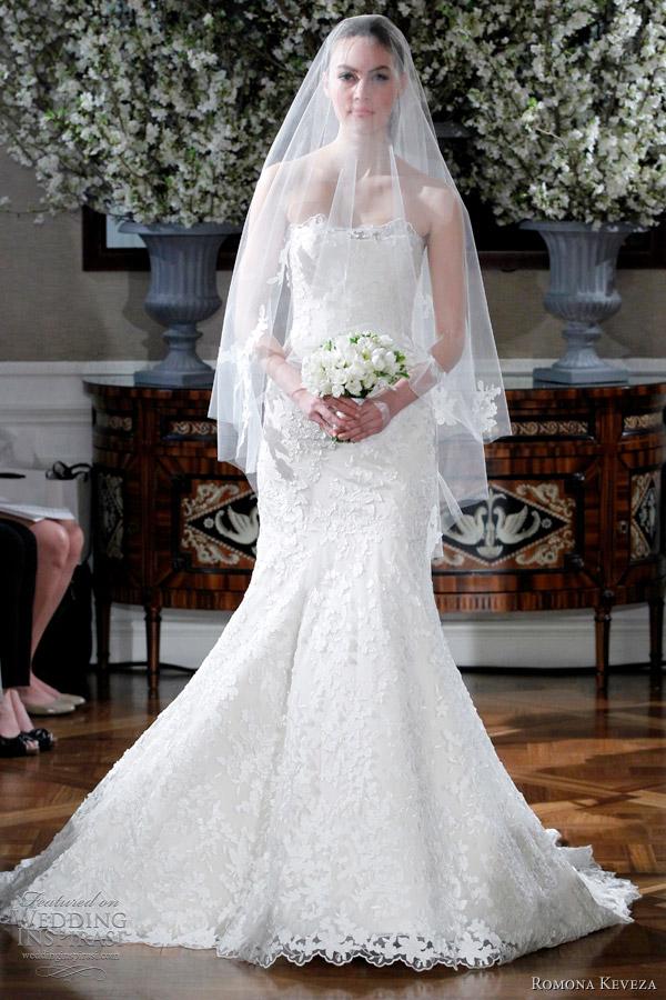 romona keveza spring 2013 couture bridal