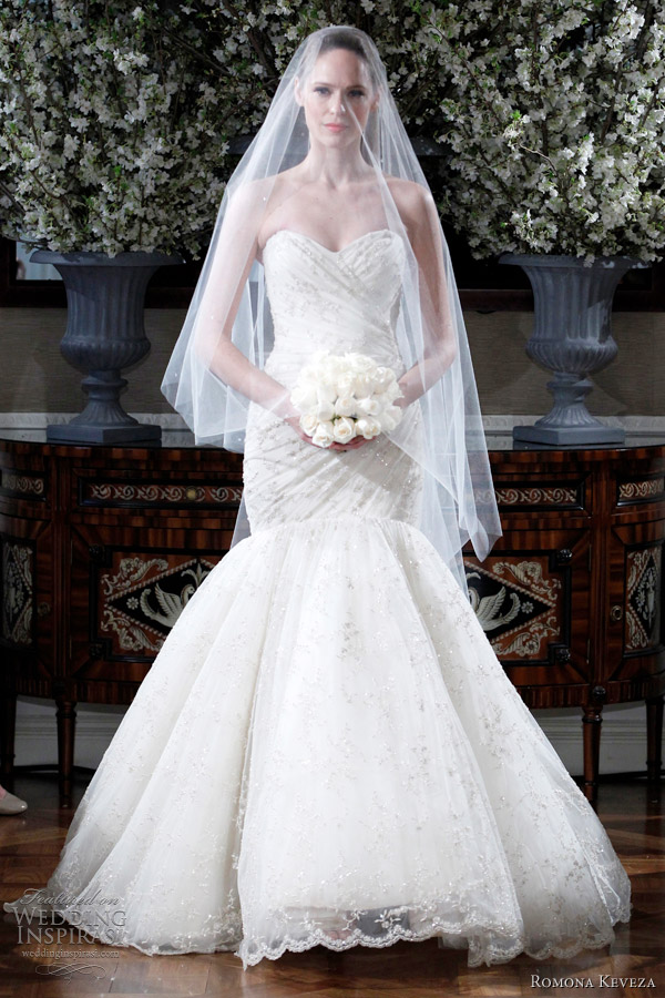 romona keveza spring 2013 couture wedding dress