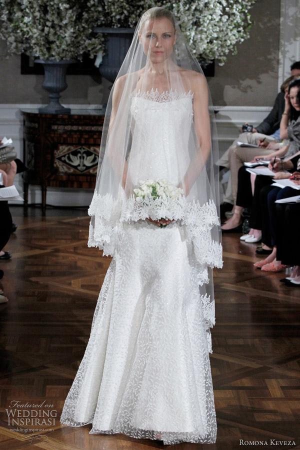romona keveza wedding dresess spring 2013
