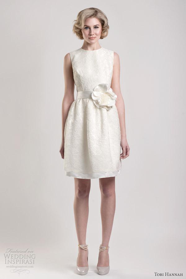Tobi Hannah Spring 2013 Modern Future Classics Bridal