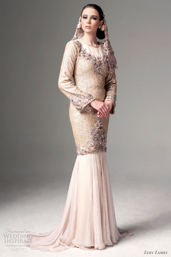 Zery Zamry Bridal Collection 2012 Wedding Inspirasi Page 2