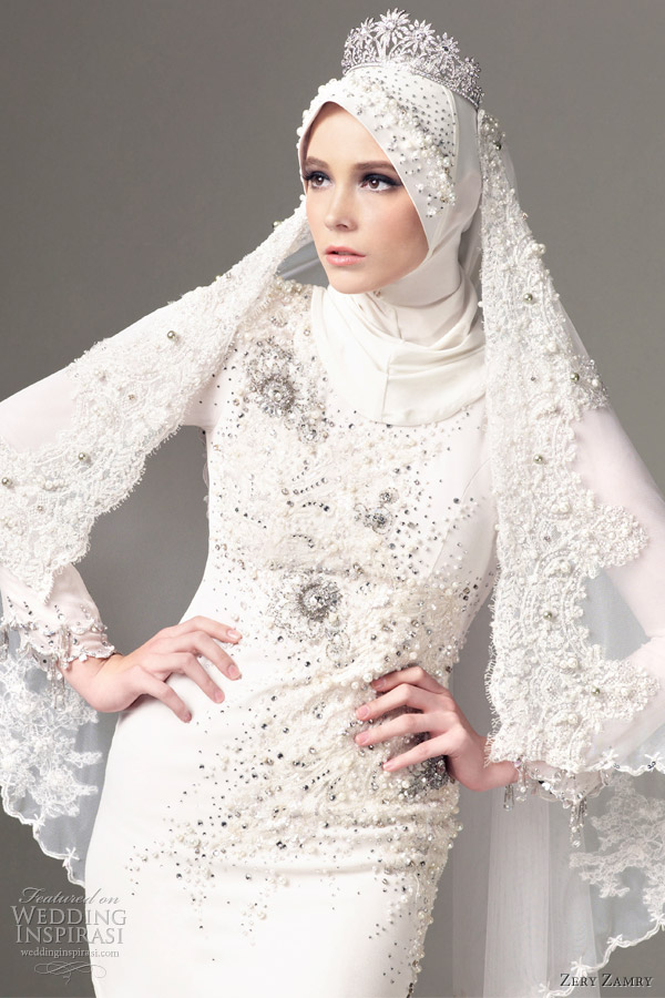 Zery zamry bridal collection 2012 wedding inspirasi page 2