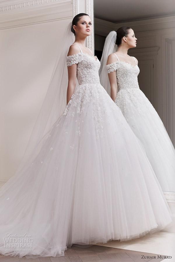 Zuhair murad wedding dresses 2012 wedding inspirasi page 3 for 2012 dresses