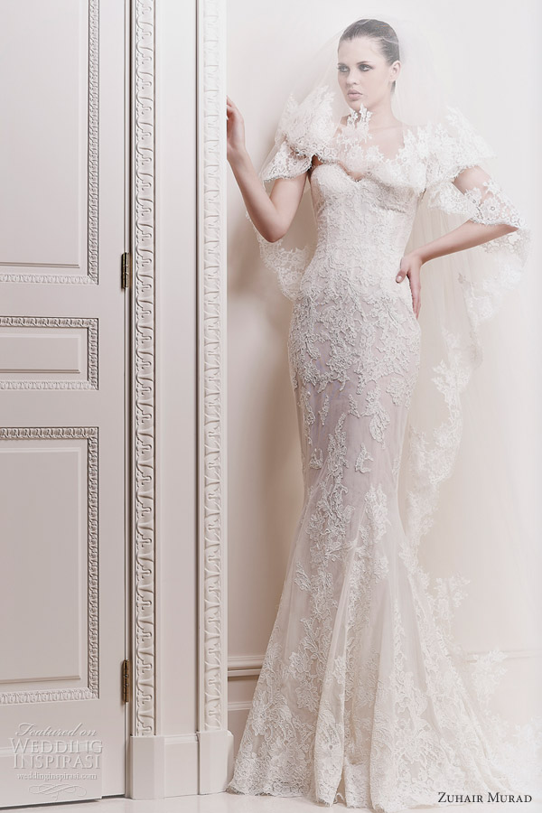 Zuhair Murad 2016 Aphrodite Wedding Dress 14