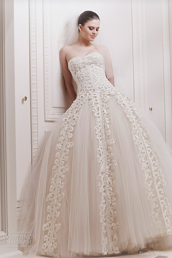 Zuhair murad wedding dresses 2012 wedding inspirasi page 3 for Zuhair murad wedding dresses prices