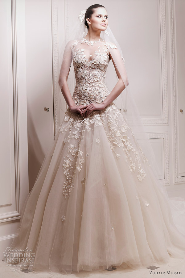 Zuhair murad wedding dresses 2012 wedding inspirasi page 2 for Zuhair murad wedding dress