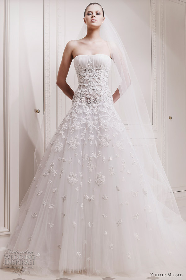 Zuhair Murad Selene Wedding Dress Price 12