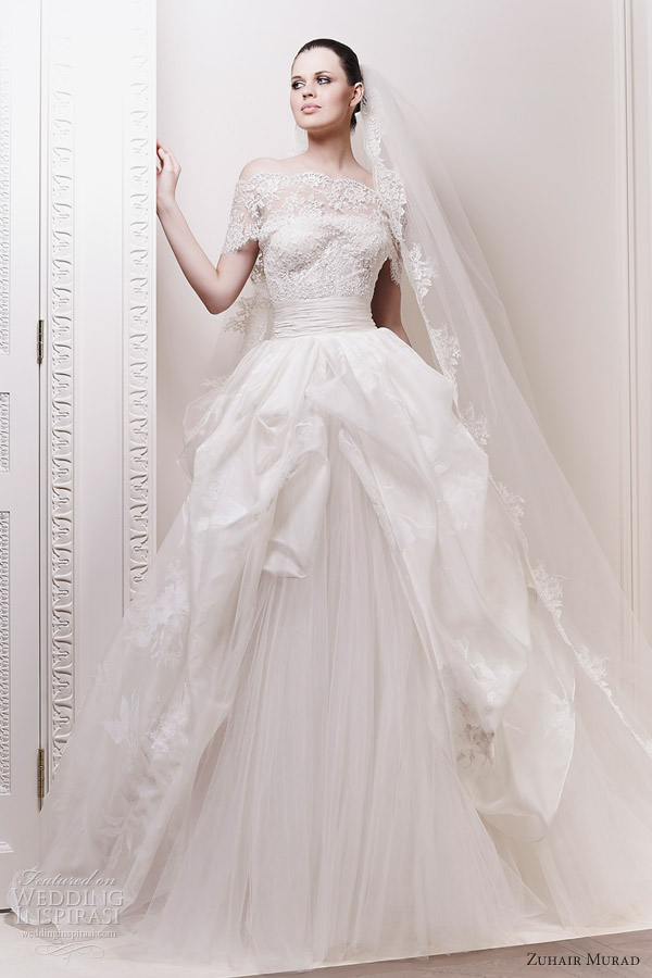 Zuhair murad wedding dresses 2012 wedding inspirasi page 3 for Zuhair murad wedding dress prices