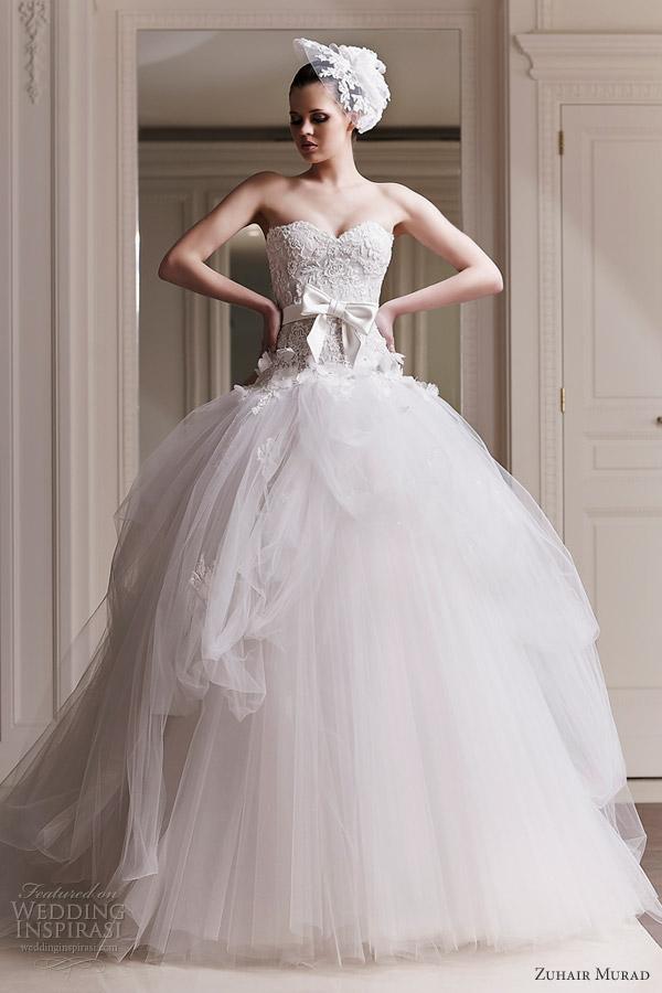Zuhair Murad Wedding Dress.Zuhair Murad Wedding Dresses 2012 Wedding Inspirasi