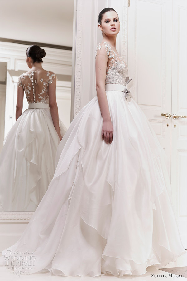 Zuhair Murad 2016 Aphrodite Wedding Dress 59