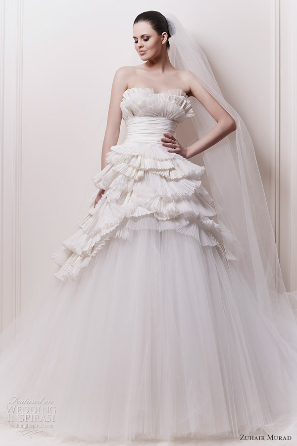 Zuhair Murad Selene Wedding Dress Price 106
