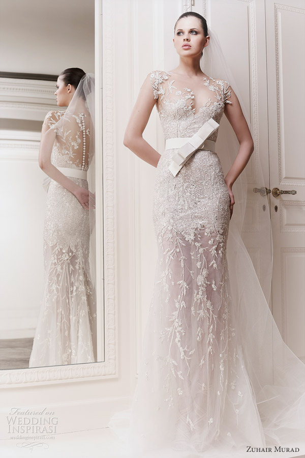 Zuhair Murad Selene Wedding Dress Price 38
