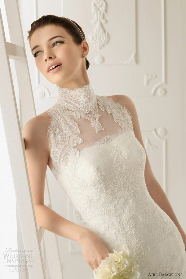 Aire Barcelona 2013 Wedding Dresses | Wedding Inspirasi | Page 3