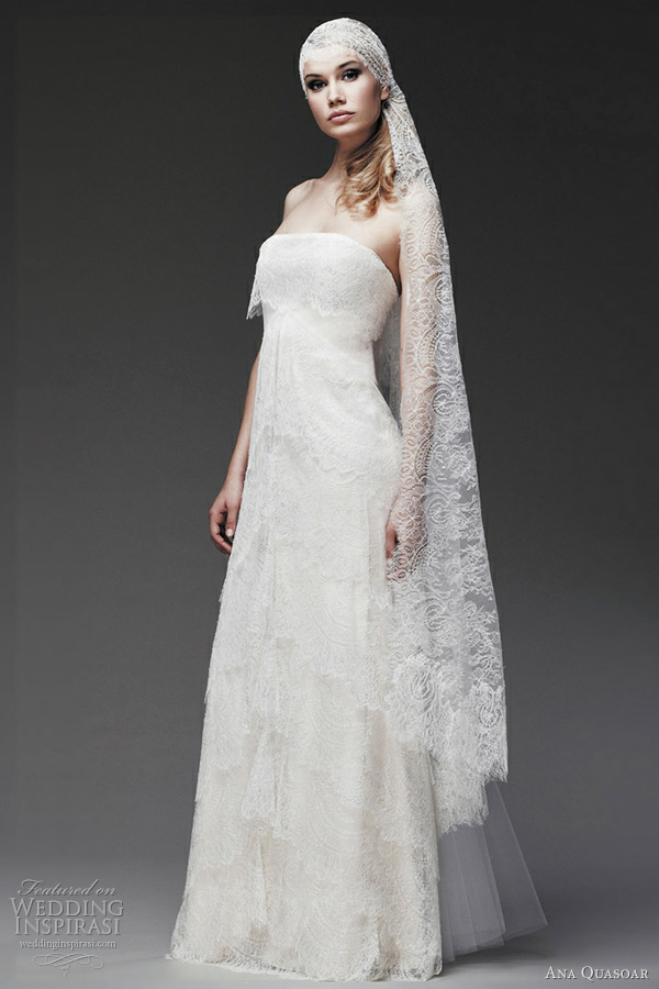 ana quasoar wedding dresses 2012 daphne